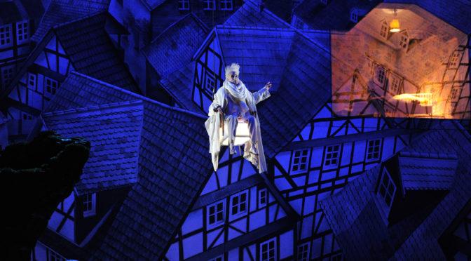 Das Mädchen, das nicht schlafen wollte! Die Kooperation Junge Opern Rhein-Ruhr startet an der Oper in Duisburg