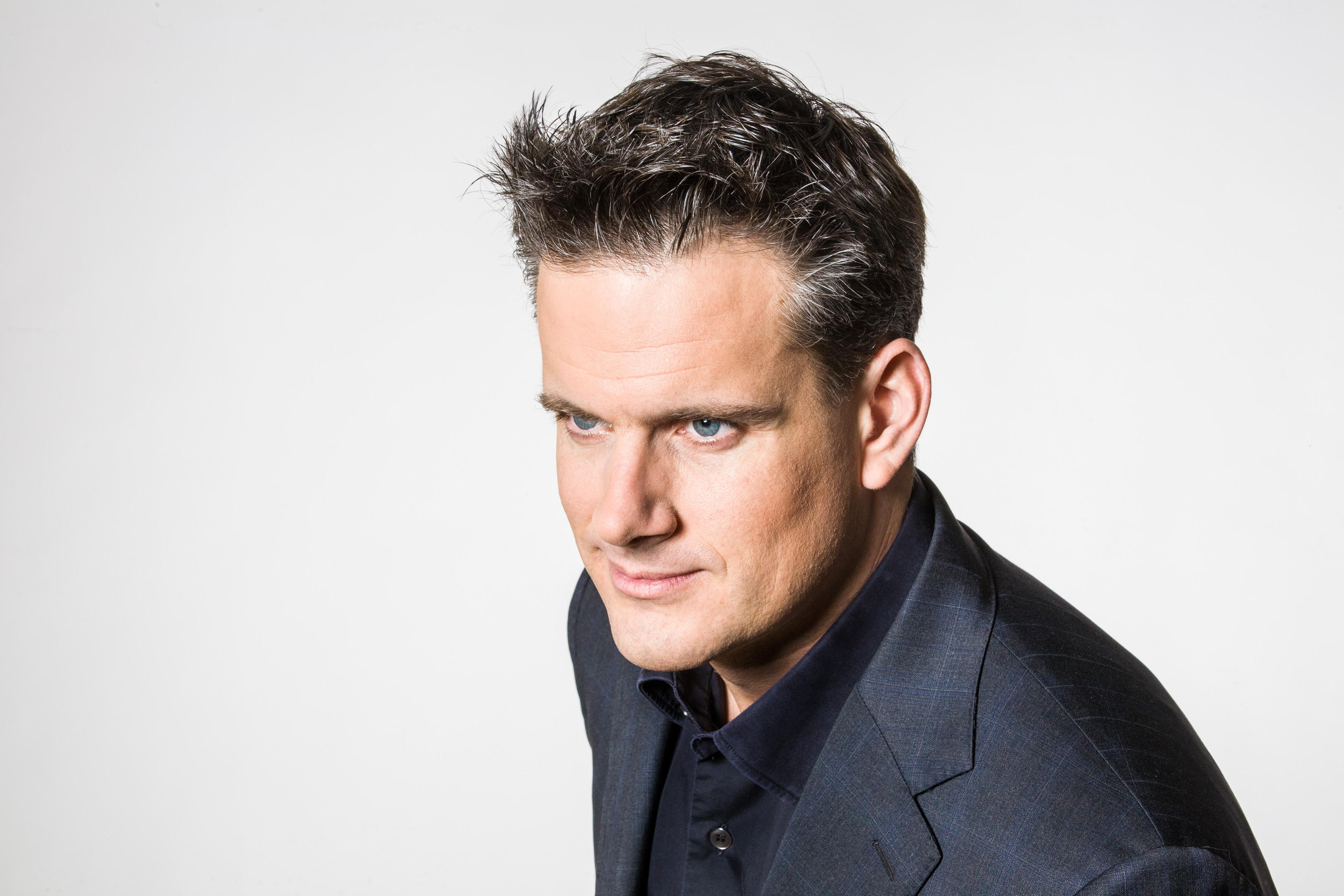 Der neue Musikdirektor Foto: Johannes Ifkovits