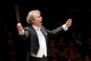 Hartmut Haenchen, auf dem Lyoner Opernfestival Dirigent der Elektra und des Tristans. Foto: Riccardo Musacchio