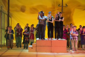 Theater Bonn: THE GOSPEL ACCORDING TO THE OTHER MARY