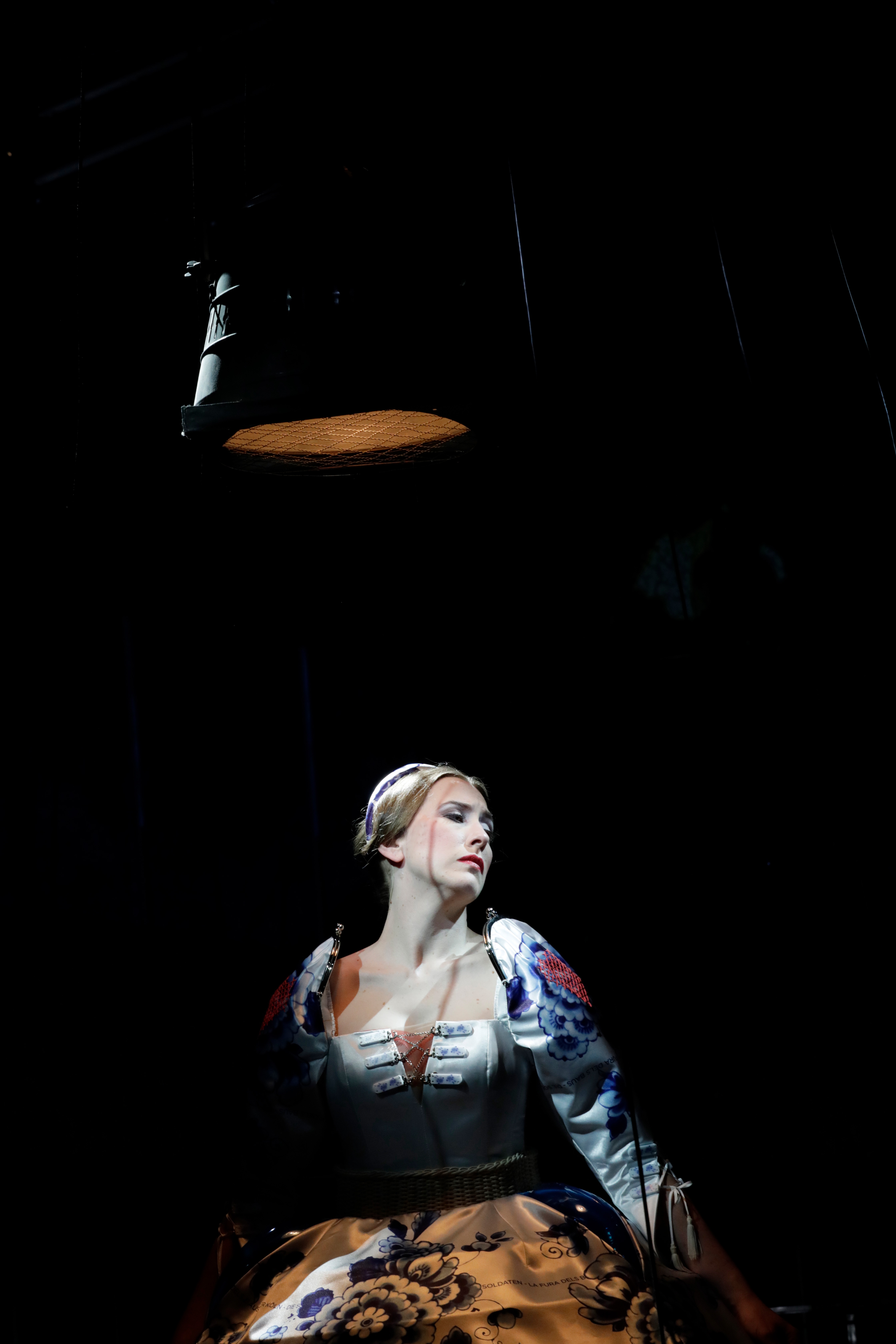 Emily Hindrichs (Marie) Foto: Paul Leclaire