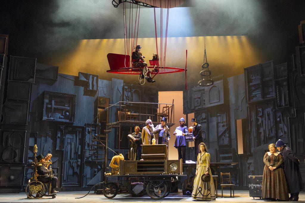 Theater Bonn: MARX IN LONDON