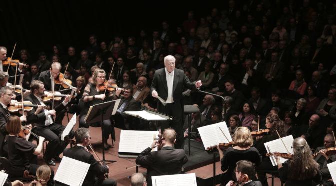 Die Musikwelt hat einen Grandseigneur verloren: Bernard Haitink