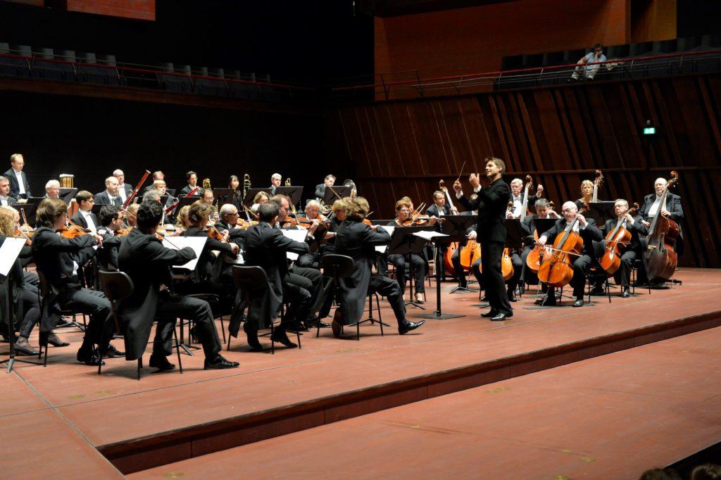 Solistes Européens, Luxembourg und ihr Chefdirigent: Christoph König