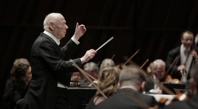 Bernard Haitink zum 90. Geburtstag!