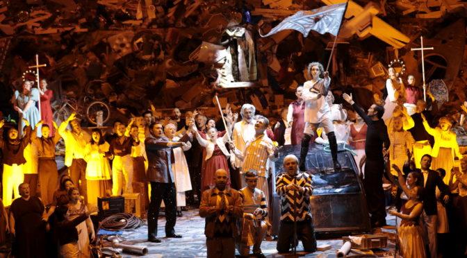 Jeanne D'Arc zur Passionszeit – Köln nimmt Walter Braunfels' Oper wieder auf!