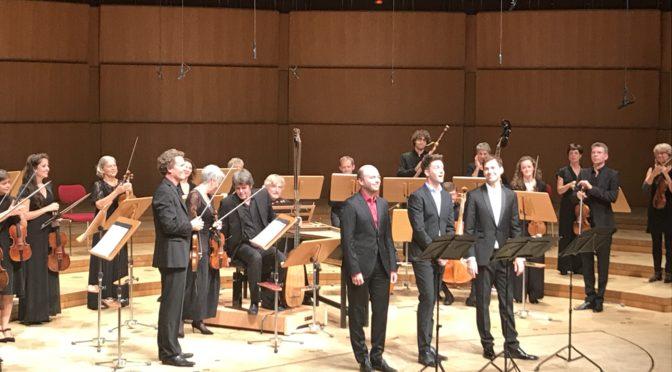 Das Freiburger Barockorchester eröffnet mit einer Countertenor-Gala das neue Alte Musik Festival Felix!