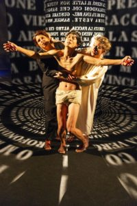 THEATER BONN: INFINITO NERO