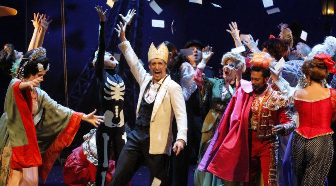 Leichtsinn ist Parole – aber nicht ohne Tiefsinn! Lehàrs Graf von Luxemburg bezaubert in Hagen in einer charmanten Inszenierung