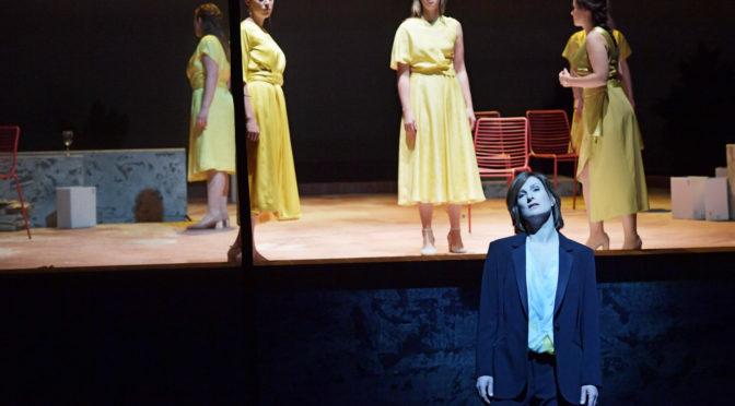 """Die Frankfurter Oper entdeckt Gabriel Faurés """"Pénélope"""". Ein Wunder an Klängen –  in einer hilflosen Regie"""