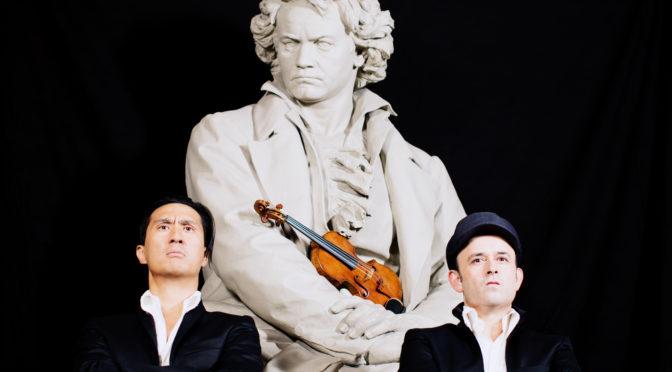 Beethrifft 2020. Beethoven ein Alptraum? Igudesman & Joo nähern sich am Oslofjord dem Titanen mit Humor