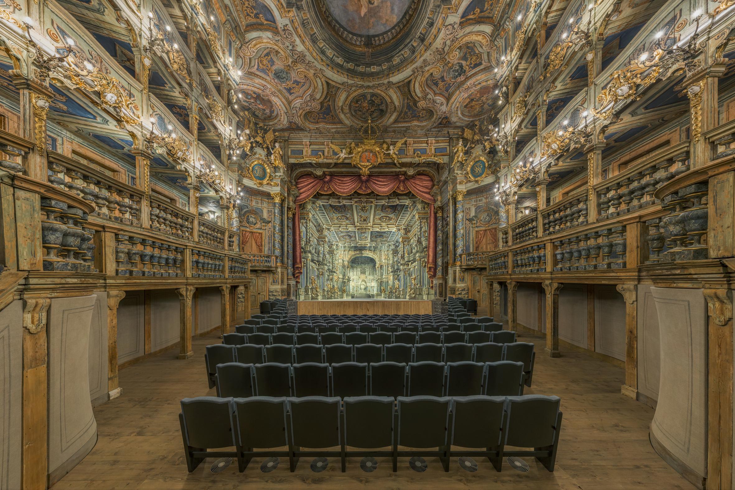 Anfang September startet das neue Opernfestival BAYREUTH BAROQUE im Markgräflichen Opernhaus Bayreuth