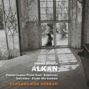 Die neue CD von Shaghajegh Nosrati