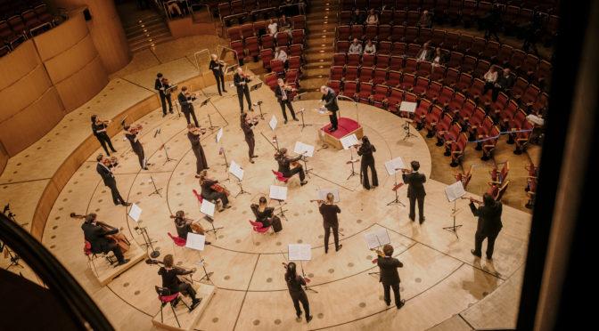 """Das Gürzenich-Orchester """"first"""" in der Kölner Philharmonie!"""