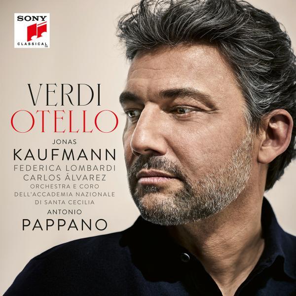 Jonas Kaufmann als Otello endlich auf CD bei Sony Classical