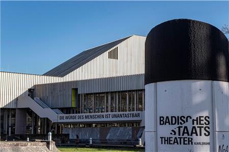 Horror im Badischen Staatstheater!