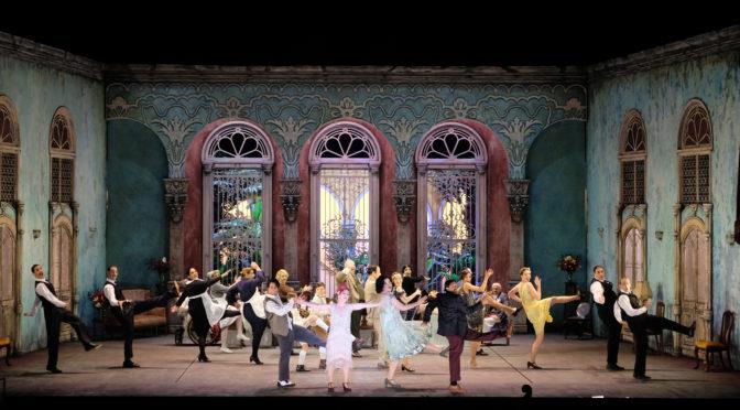 """Opulent und alle Sinne betörend: Porporas """"Carlo il Calvo"""" eröffnet Bayreuth Baroque im Markgräflichen Opernhaus ungekürzt über fünf Stunden mit Pausen! Fantastische Sänger und eine brillante Regie begeistern!"""