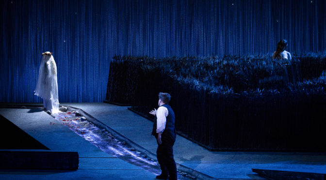 "Zemlinskys Fin-du-siècle-Oper ""Der Traumgörge"" erstmals in Frankreich! Ein Besuch an der Opéra de Dijon!"