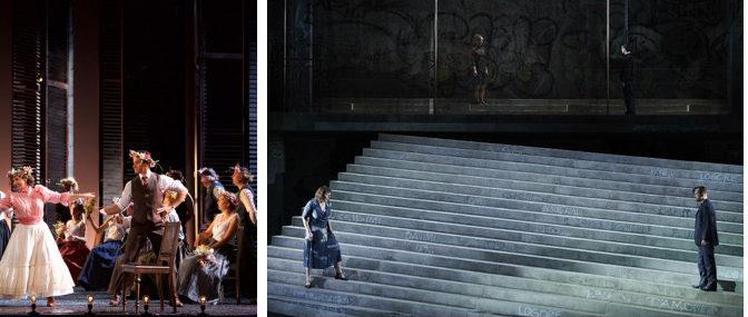 """Orchestrale Kammer-Fassungen für """"Eugen Onegin"""", """"Cavalleria Rusticana"""" und """"Wozzeck"""" in München und Stuttgart zeigen Chance und Scheitern in Zeiten von Corona"""
