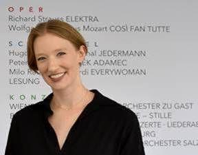Die Salzburger Festspiele gratulieren der Dirigentin Joana Mallwitz
