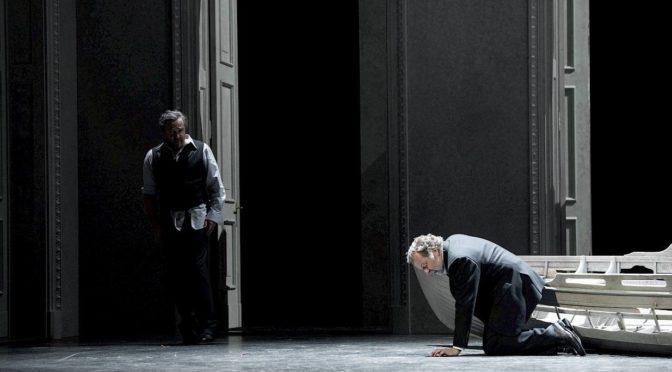 """Favori aktuell: Die Züricher Premiere von Verdis """"Boccanegra"""" mit Gerhaher ist ab sofort auf Arte Concert als kostenloser VoD"""
