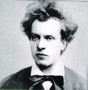 Hans Rott, ein Wiener Komponist, der mit 26 Jahren verstorben ist und nur eine große Symphonie hinterlassen hat. Foto: CAPRICCIO