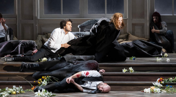 """Francesca da Rimini"" an der Deutschen Oper Berlin"
