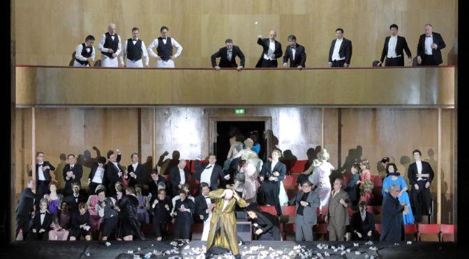 Barrie Koskys Rosenkavalier. Zugespitztes pralles Theater!