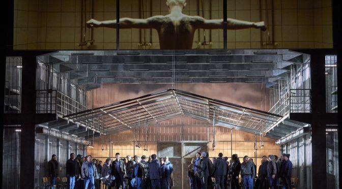 """Serebrennikovs """"Parsifal"""" in Wien im Männergefängnis!"""