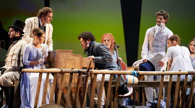 """Johanna Doderers """"Schuberts Reise nach Atzenbrugg"""" am Münchner Gärtnerplatztheater – als Stream und live vor Ort!"""