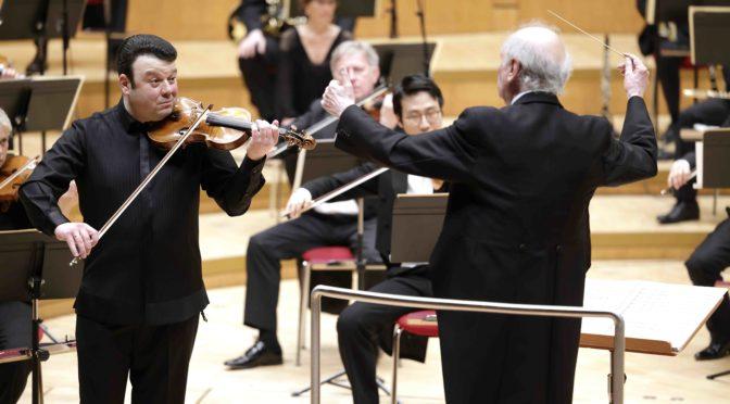 Romantische Walpurgisnacht mit Bruchs Violinkonzert und Schumanns Vierter. Janowski dirigiert das WSO