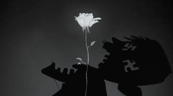 Weiße Rose gegen Wolfschattenriss! Udo Zimmermanns Kammeroper über die Geschwister Scholl als Operanimé in Hamburg