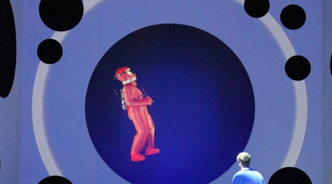 """""""Singularity"""" von Miroslav Srnkas, ein SciFi fürs Cuvillés-Theater"""