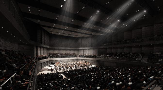 Die Isarphilharmonie: Ein glorioses Provisorium ist eingeweiht