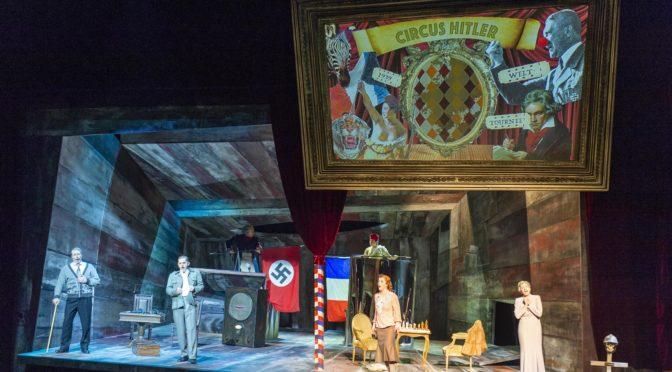 "Rolf Liebermanns ""Leonore 40/45"" als Hitler-Zirkus in Bonn"